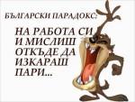 Български парадокс