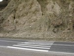 Пешеходна пътека към нищото